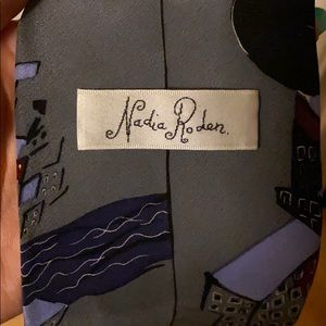 Nadia Roden Accessories - Nadia Roden vintage tie